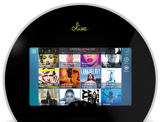 Olive-Homepage