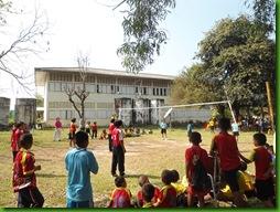 โรงเรียนบ้านรสำราญหินลาด011กีฬาสัมพันธ์