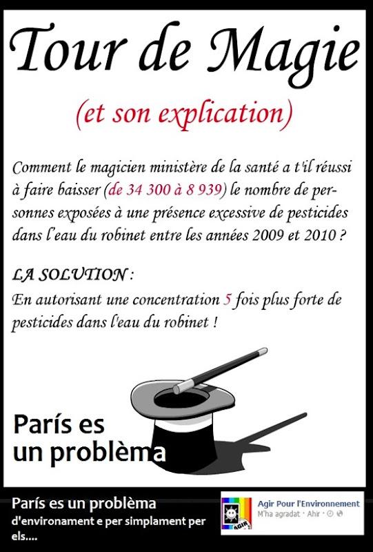 Paris es un problèma 2