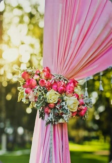 floral tiebacks Masha Marymoon photo and flowerbazar AzemrecflLk