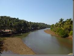 Goa Fluss