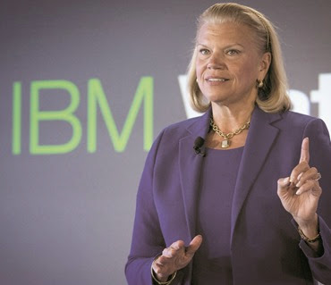 VirginiaRometty_Presidente da IBM