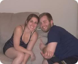 Katie & Marty
