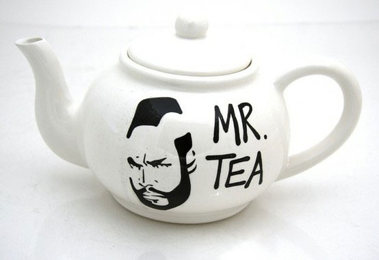 [Teapot] Mr. Tea