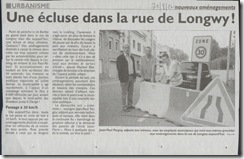 Thionville - Rue de Longwy - Ecluse ~ R.L 31-08-12