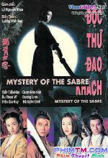 Độc Thủ Đao Khách - Mystery of the Sabre Tập 22 23 Cuối