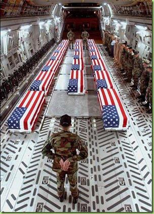 Obama Coffins