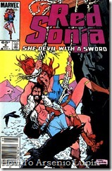 P00011 - Red Sonja v2 #9