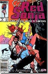 P00011 - Red Sonja v2 #9