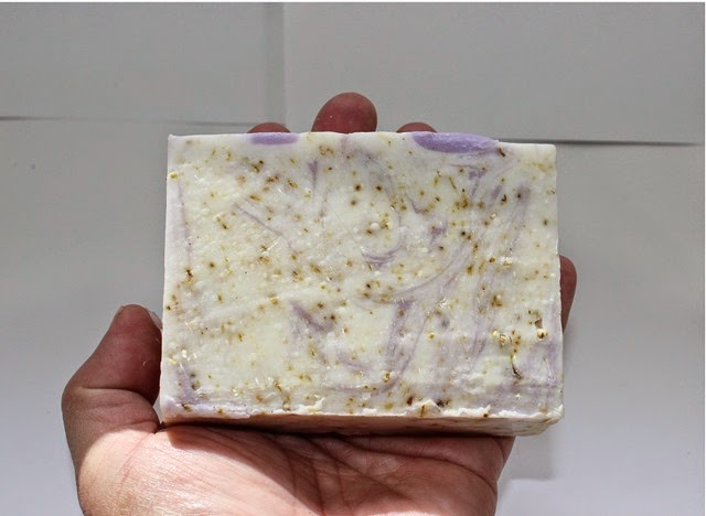 Garnet Rose Soap Company Lavender 2