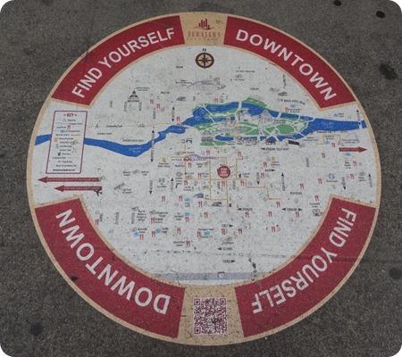 sidewalk map