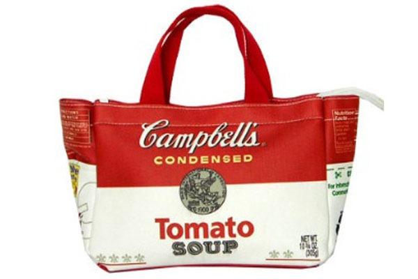 tomato-soup campbell's-bolsa