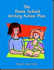 Homeschool Writing Action Plan