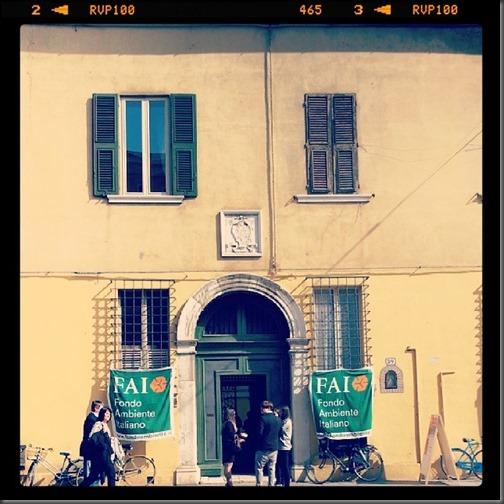 Palazzo Braghini-Rossetti, Ferrara, Italy, Photo1
