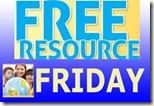 Free Resource Friday