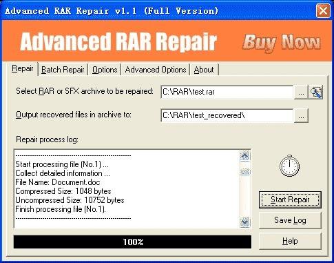 How to Repair Corrupted WinRAR .RAR Package Easily | Cutting EDGE Tricks