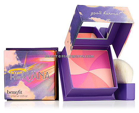 BENEFIT HERVANA FACE POWDER IN SINGAPORE Sephora Tangs Takashimaya Robinsons