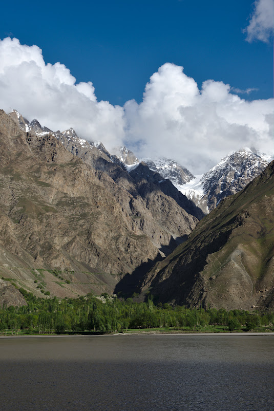 Partea afgana.