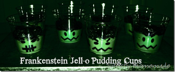 Frankenstein jello pudding1