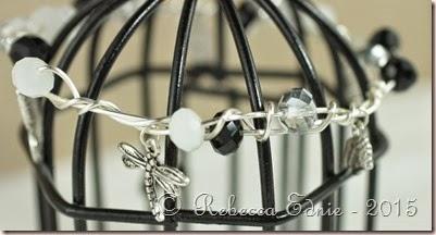 messy wire wrapped bracelet3