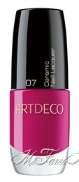 ARTDECO CeramicNailLacquer - Art.Nr. 11.07