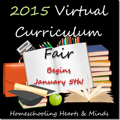 2015 Virtual Curriculum Fair starts Monday, Jan. 5 at Homeschooling Hearts & Minds