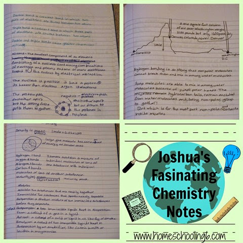 Fascinating Chemistry Notes