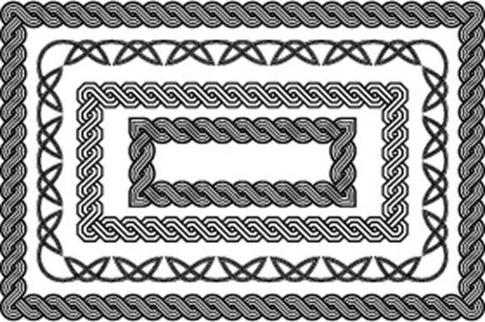 Pinceles con bordados