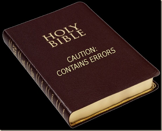 biblia errores interpretacion ateismo cristianos
