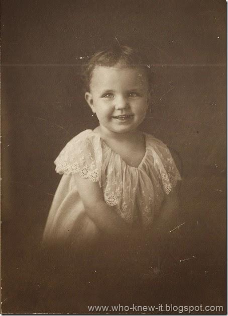 Clara Fitzgerald 1904