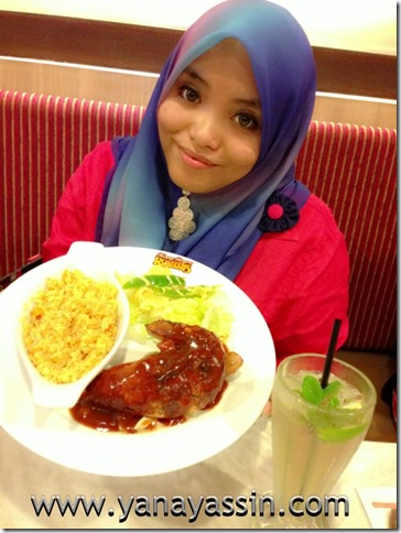Kenny Rogers Roasters BBQ Go Spicy 113