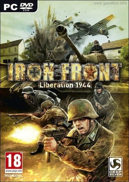 Iron Front Liberation 1944 - RELOADED