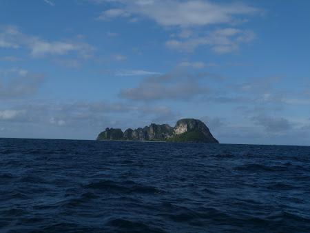 Atractii Thailanda: insule prin Krabi