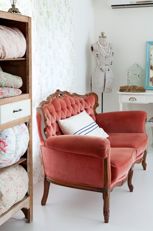 79ideas pretty vintage sofa