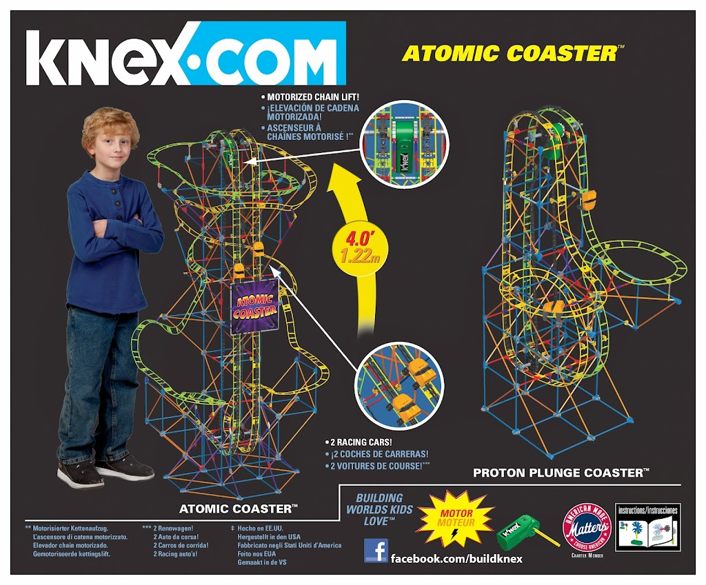 lego roller coaster building instructions
