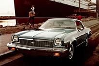 1973 Chevrolet Malibu Colonnade Coupe