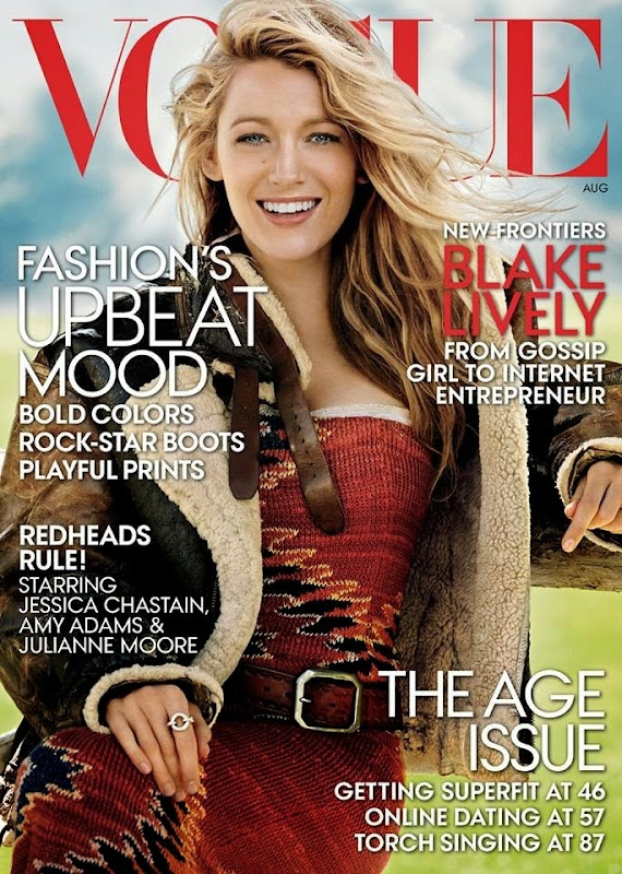 Blake Lively-Vogue Us