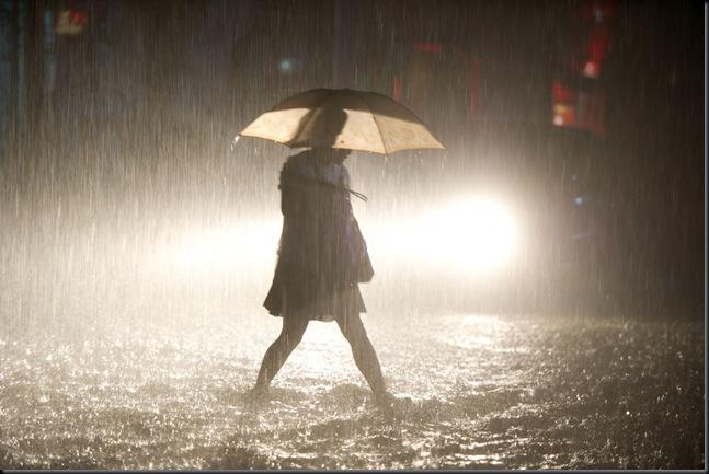 rain in china