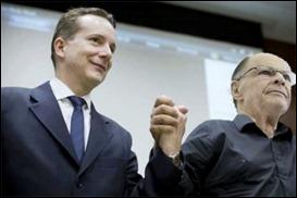 Celso Russomann e Bispo Edir Macedo