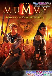 Xác Ướp Lăng Mộ Tầng Vương - The Mummy: Tomb Of The Dragon Emperor Tập 1080p Full HD