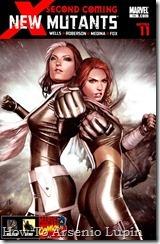 P00014 - New Mutants v3 #14