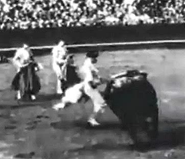 1929 Torero nº 1 Recorte al molinillo