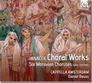Janacek obras corales Cappella Amsterdam