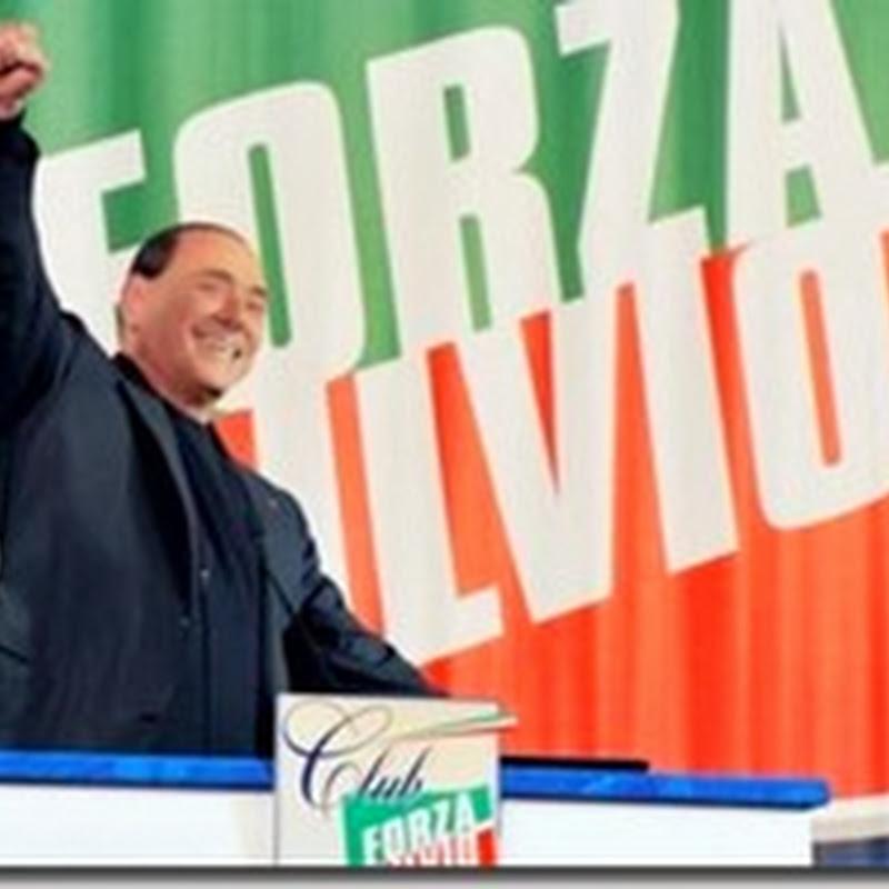 I venti anni di forza italia for Forza italia deputati