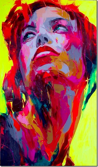 Francoise Nielly - 1 -YELOW