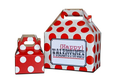 Valentine Box Front