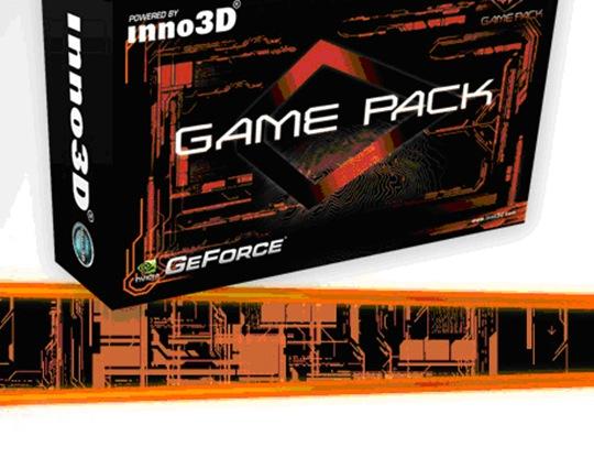 Inno3d Gamepack