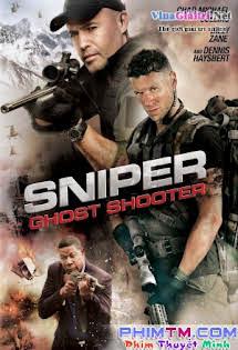Lính Bắn Tỉa: Truy Tìm Nội Gián - Sniper: Ghost Shooter Tập HD 1080p Full