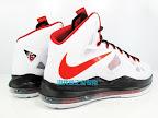 nike lebron 10 gr miami heat home 2 02 Release Reminder: Nike LeBron X MIAMI HEAT Home