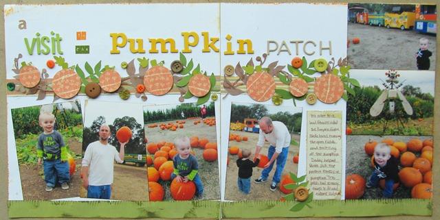 Family 2010- Pumpkin Patch